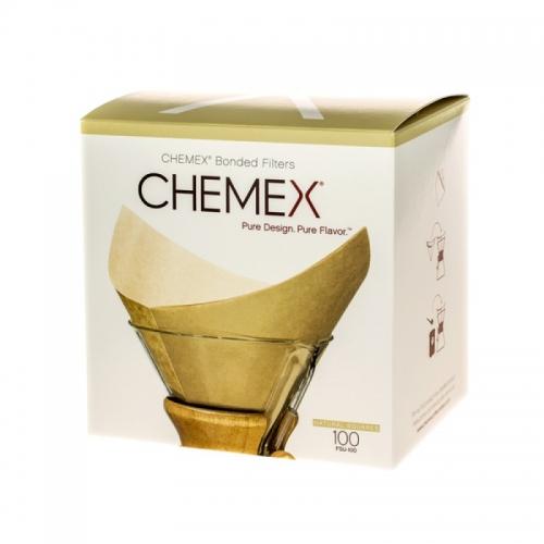 Chemex papierové filtre veľkosti 6, 8, 10 NATURAL