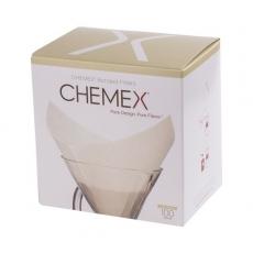 Chemex papierové filtre veľkosti 6, 8, 10.