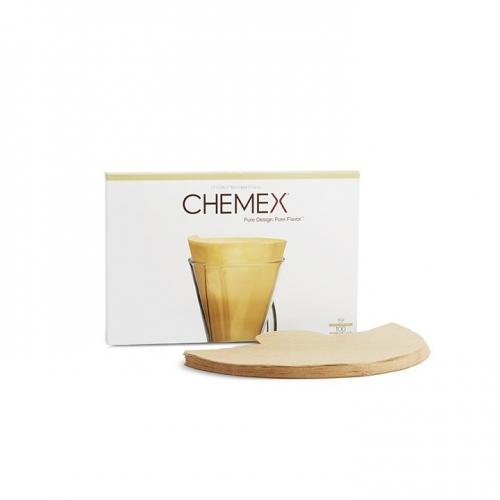 Chemex papierové filtre veľkosť 3 NATURAL