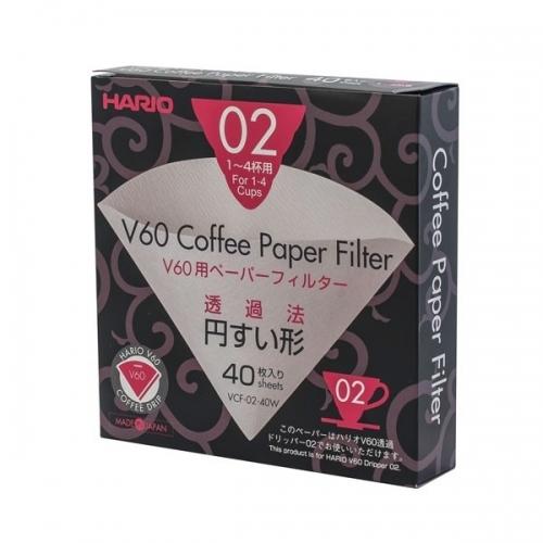 Papierové filtre pre dripper