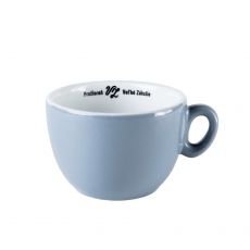 Šálka na cappuccino - sivá